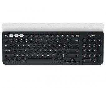 Teclado Logitech K780 Multi Device Usb Wireless Preto/cinza, 920-008027