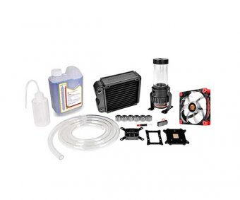 Water Cooler Thermaltake Pacific D5 Rl140 Kit 140mm, Cl-w072-cu00bl-a