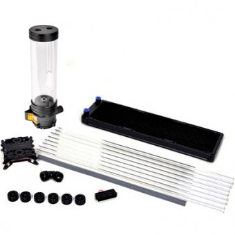 WATER COOLER THERMALTAKE PACIFIC RIPTIDE 360 KIT 360MM, CL-W122-CA12BU-A