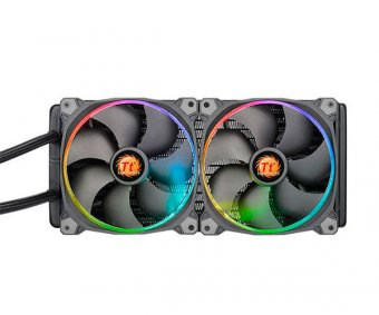 Water Cooler Thermaltake Water 3.0 Riing Rgb 280 Cl-w138-pl14sw-a