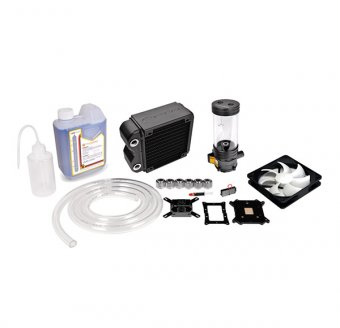 Water Cooling Kit Thermaltake Pacific Rl120 Cl-w069-ca00bl-a