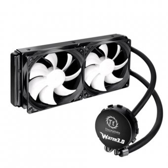 Watercooler Thermaltake Water 3.0 Extreme All In One - Clw0224-b