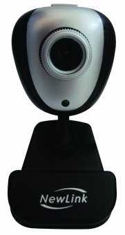 WEBCAM Com microfone EASY NEWLINK WC301