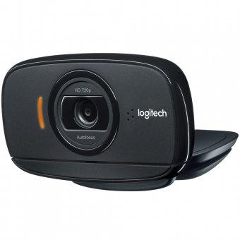 Webcam Logitech C525 Hd 720p Rotação 360 Graus - 960-000715