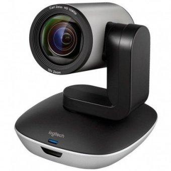 Webcam Logitech PTZ Pro 2 Prata/Preto