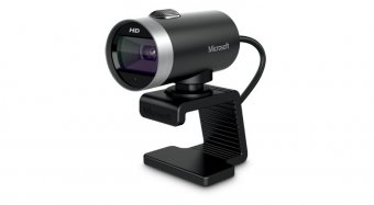 WebCam Microsoft 5MP Interpolado - Lifecam Cinema HD 720P H5D-00013