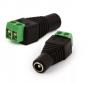 Adaptador Borne x Plug P4 Femea 2.1 x 5,5 x 14 Mm (pacote Com 10) 2