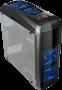 Gabinete Gamer Bg-024 Bluecase 2 Baias Sem Fonte Lateral Acrílico 3
