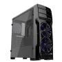 Gabinete Gamer C3TECH MT-G650BK S/Fonte