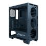 Gabinete Gamer C3TECH MT-G800BK S/Fonte 4