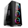 Gabinete Gamer C3TECH MT-G800BK S/Fonte 2