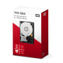 HDD WD Red 2 TB NAS P/Servidor 24X7 - WD20EFRX 3