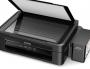 Impressora Jato de Tinta Multifuncional Ecotank Epson L380 4