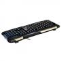 Kit Teclado e Mouse Gamer Commander TT Kb-cmc-plblpb-01 3