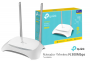 Roteador TP-LINK Wireless WI-FI N 300Mbps TL-WR849N
