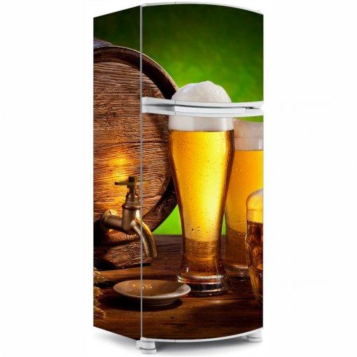 Geladeira Envelopada Cerveja Artesanal
