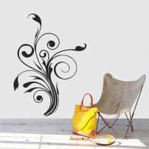 Imagem - Adesivo de Parede - Floral Ade074 - ADE074