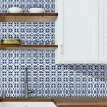 Imagem - Kit de Adesivos para Azulejo com 18 und. - Azu026 - Azu026