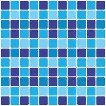 Imagem - Adesivos para Azulejos Kit 12Pçs - Lavável - 30x30cm - PD002 - 3PD002