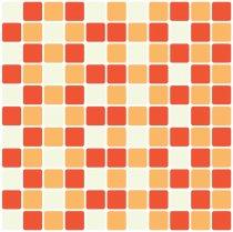 Imagem - Adesivos para Azulejos Kit 12Pçs - Lavável - 30x30cm - PD006 - 3PD006