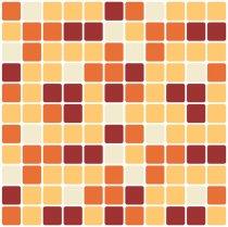 Imagem - Adesivos para Azulejos Kit 12Pçs - Lavável - 30x30cm - PD008 - 3PD008