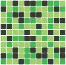 Imagem - Adesivos para Azulejos Kit 12Pçs - Lavável - 30x30cm - PD009 - 3PD009