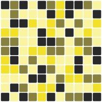Imagem - Adesivos para Azulejos Kit 12Pçs - Lavável - 30x30cm - PD011 - 3PD011
