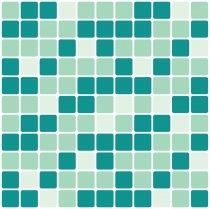 Imagem - Adesivos para Azulejos Kit 12Pçs - Lavável - 30x30cm - PD014 - 3PD014