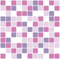 Imagem - Adesivos para Azulejos Kit 12Pçs - Lavável - 30x30cm - PD019 - 3PD019