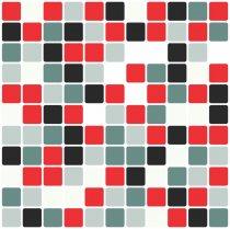 Imagem - Adesivos para Azulejos Kit 12Pçs - Lavável - 30x30cm - PD020 - 3PD020