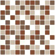 Imagem - Adesivos para Azulejos Kit 12Pçs - Lavável - 30x30cm - PD022 - 3PD022