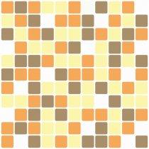Imagem - Adesivos para Azulejos Kit 12Pçs - Lavável - 30x30cm - PD024 - 3PD024