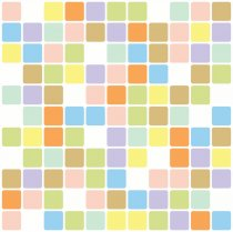 Imagem - Adesivos para Azulejos Kit 12Pçs - Lavável - 30x30cm - PD027 - 3PD027