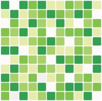 Imagem - Adesivos para Azulejos Kit 12Pçs - Lavável - 30x30cm - PD028 - 3PD028