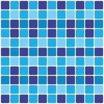 Imagem - Adesivos para Azulejos Kit 6Pçs - Lavável - 30x30cm - PD002 - 2PD002