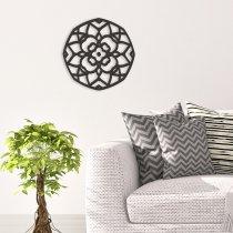 Imagem - Aplique de Parede Mandala em MDF - CD018 - CD018