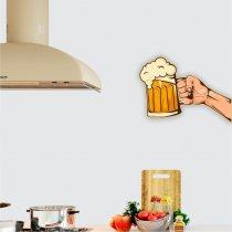 Imagem - Brinde Cerveja em MDF - BT003 - BT003