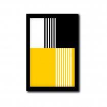 Imagem - Quadro Decorativo Quadrados - Ps242 - Ps242