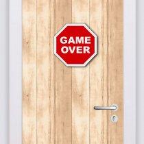 Imagem - Game Over em MDF - ND006 - ND006