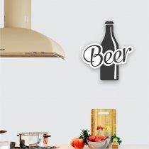 Imagem - Garrafa Beer em MDF - BT002 - BT002