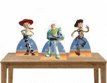 Imagem - Kit 3 Displays Mesa - Toy Story - TOT090 - TOT090