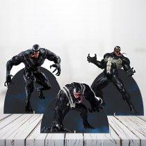 Imagem - Kit 3 Displays Mesa - Venom - TOT268 - TOT268