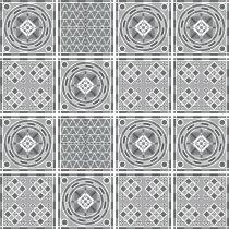 Imagem - Kit Adesivo para Azulejo 36Pçs 15x15cm Azu010 - Azu010