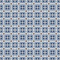 Imagem - Kit Adesivo para Azulejo 36Pçs 15x15cm Azu026 - Azu026