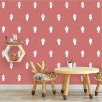 Imagem - Kit de Adesivos Ice Cream com 186 peças KD010 - P1KD010