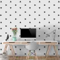 Imagem - Kit de Adesivos Triângulos com 252 peças - P1KD018