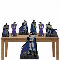 Imagem - Kit decoração totem e display 7peças - Batman - TOT292