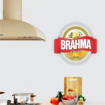 Imagem - Logo Brahma em MDF - BT001 - BT001