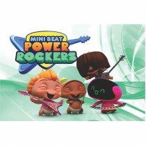Imagem - Painel de Festa lona - Mini Beat Power Rockers - L091 - L091