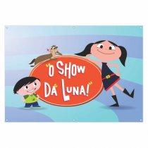Imagem - Painel de Festa lona - Show da Luna - L077 - L077